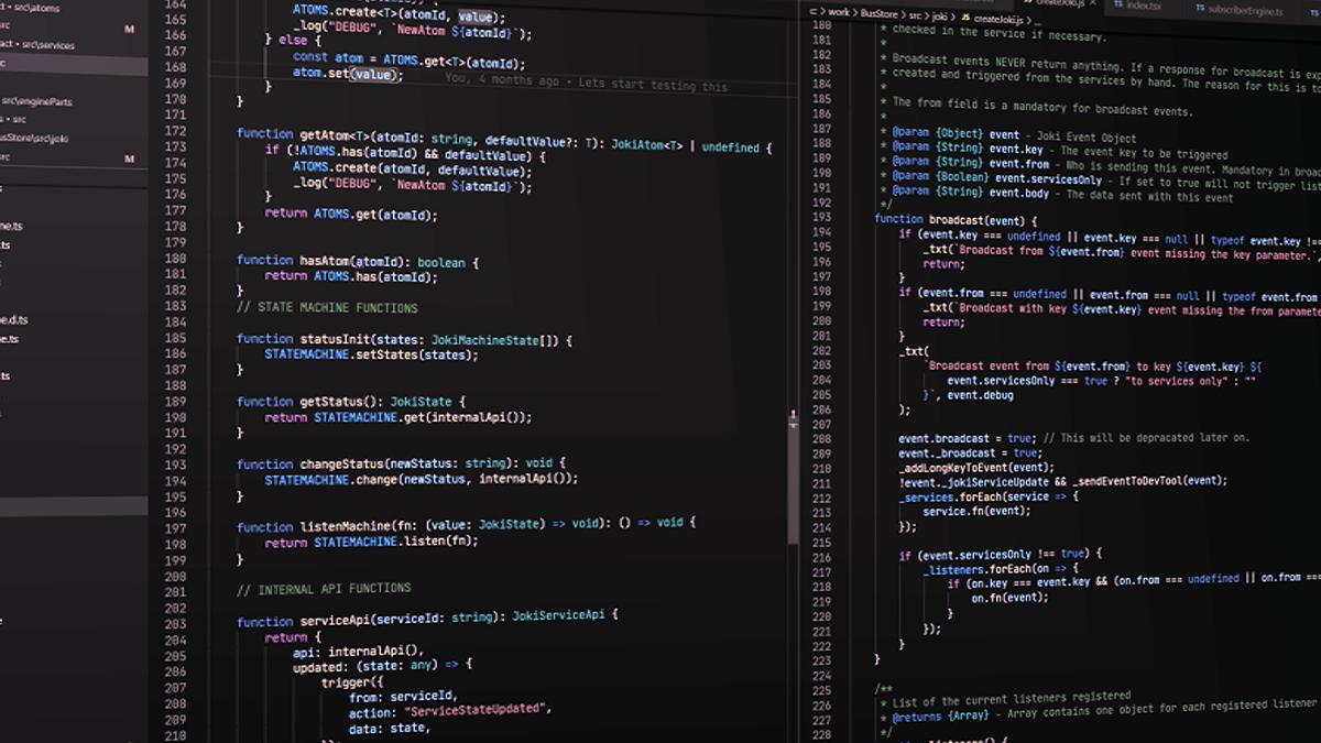 JavaScript vs TypeScript ruudunkaappaus