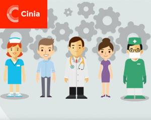 Terveydenhuoltoalan ammattilaiset