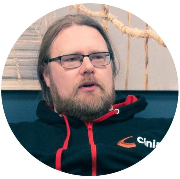 Software Architect Henrik Collin